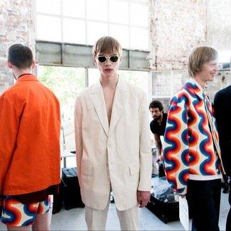 Moda męska - trendy wiosna-lato 2019