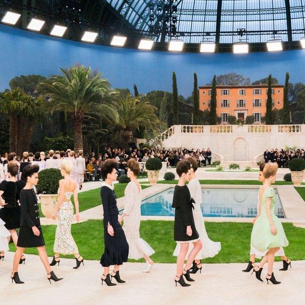 Chanel Haute Couture - wiosna-lato 2019