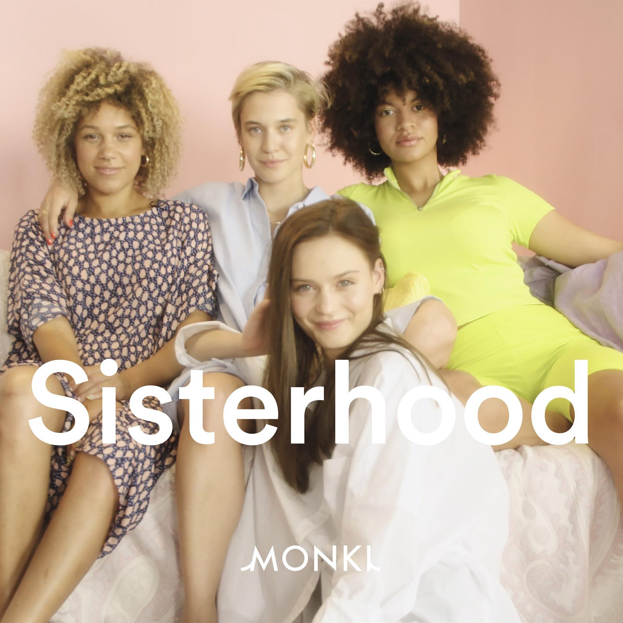 Siła sióstr, kreatywność i wyrażanie siebie - spot na otwarcie sklepu Monki