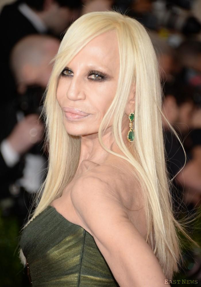 Donatella Versace Kto To Jest