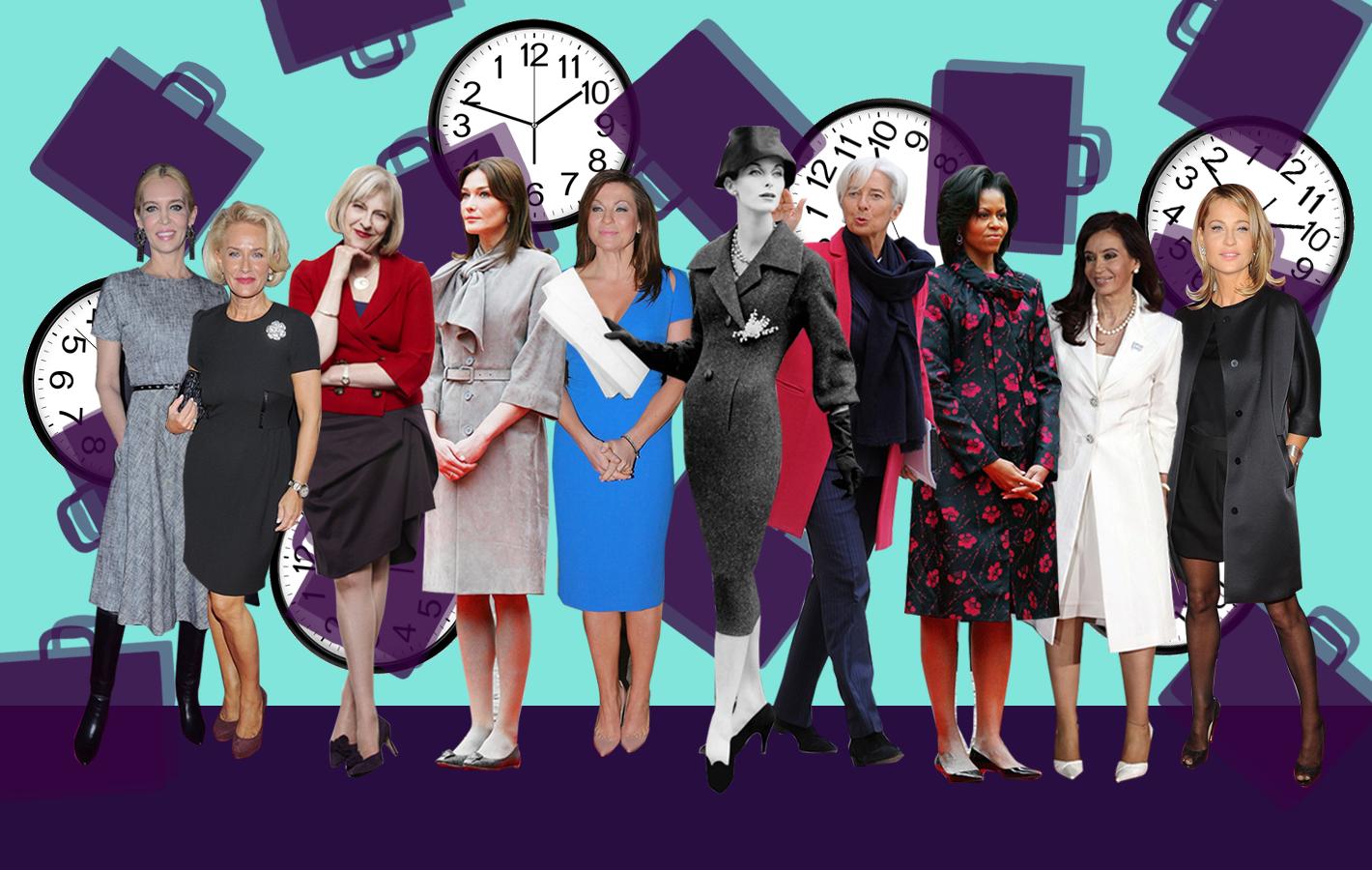 Dress code – czyli kobieta wpracy