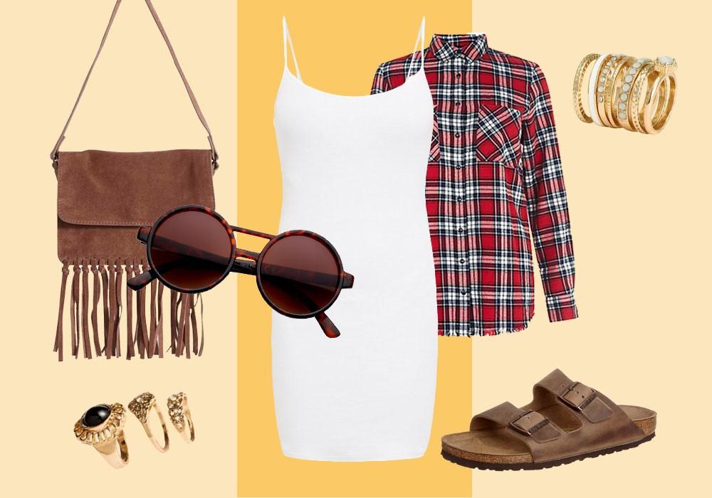 f88982f57b DO PRACY Białe szmizjerki i kopertowe sukienki wykonane z grubszej bawełny  to idealny pomysł na letnią biurową stylizację. Stonowane dodatki w  kolorach beżu ...