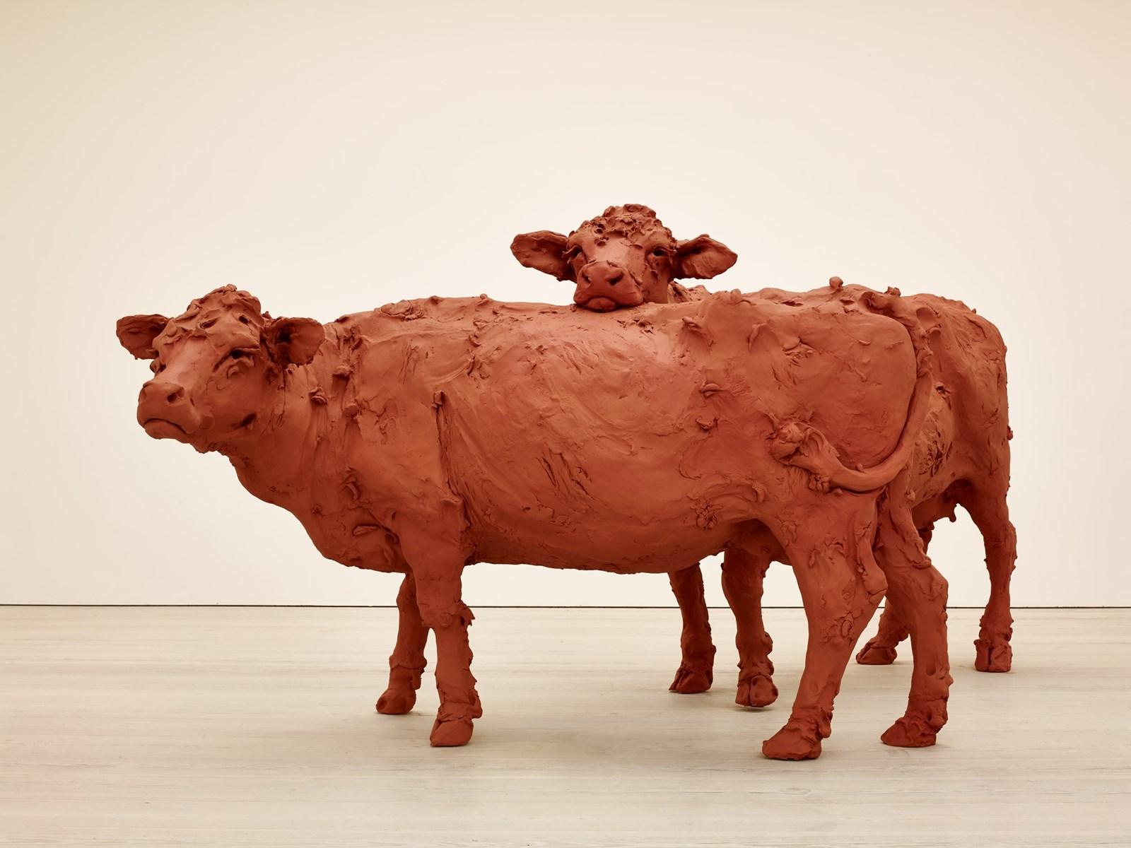 14 artystek w Saatchi Gallery w Londynie