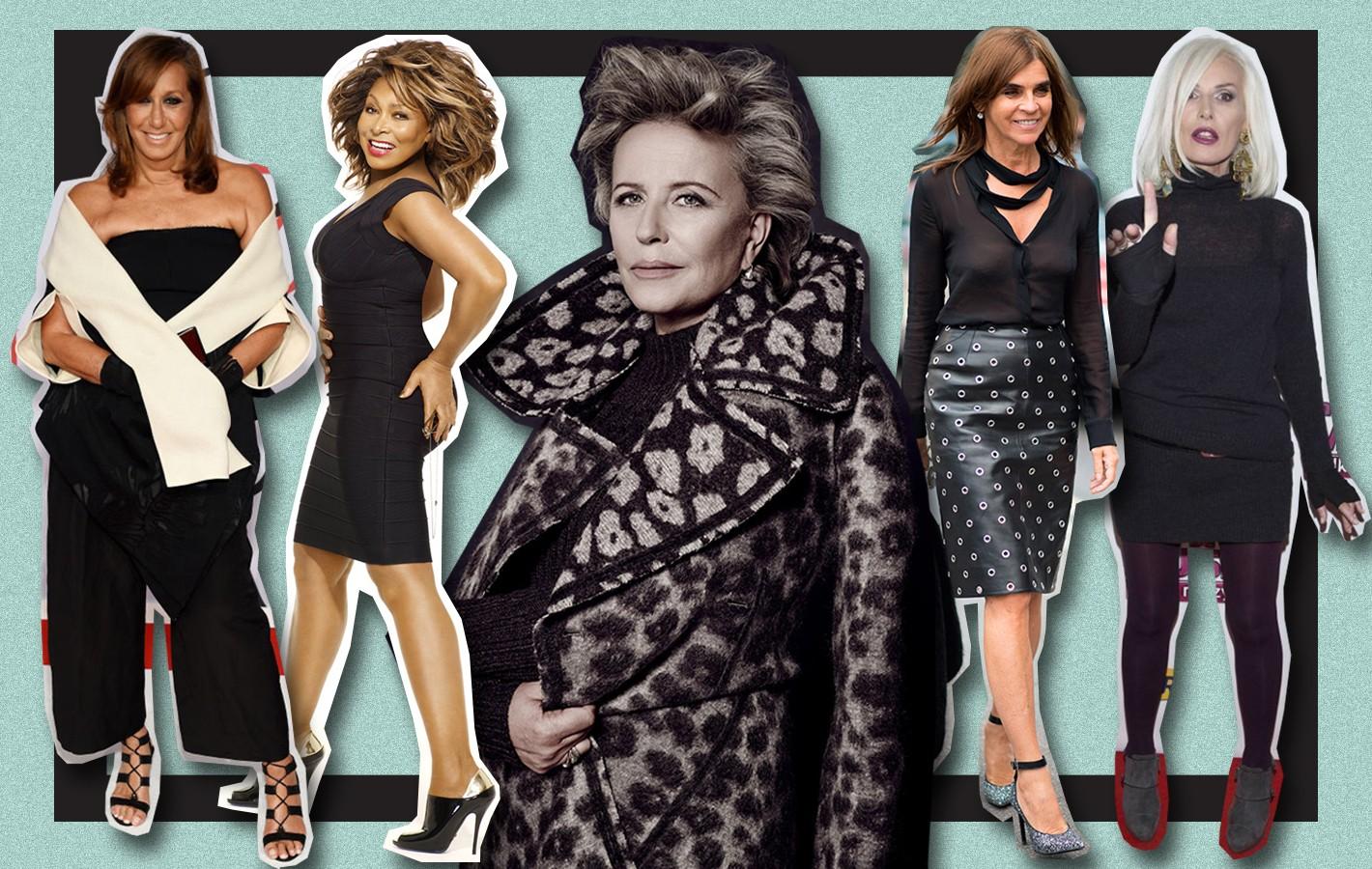 Najbardziej stylowe babcie wświecie mody
