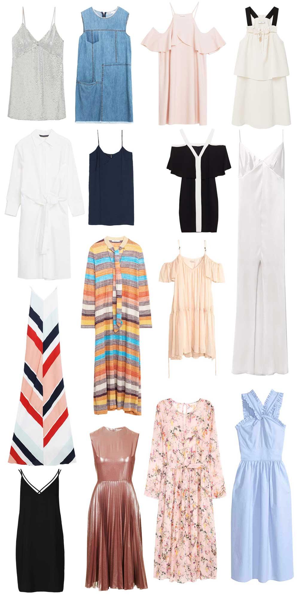 d0bdb61922 Specjalnie dla was wybraliśmy 15 modnych sukienek z popularnych sieciówek
