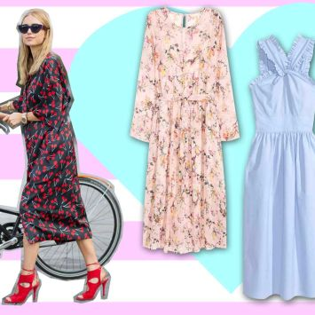8d96bb8670 Wybór modnych sukienek jest w tym sezonie naprawdę szeroki! Same  wybierzcie