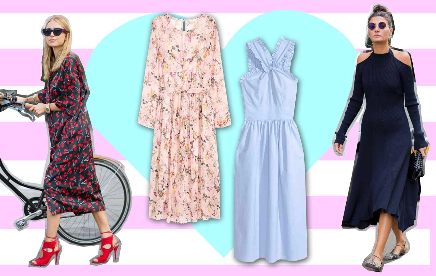 c66b1c71cc Modne sukienki z sieciówek - Fashion Post