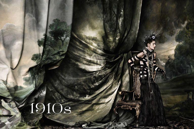 "100 lat ""Vogue"" według Mario Testino"