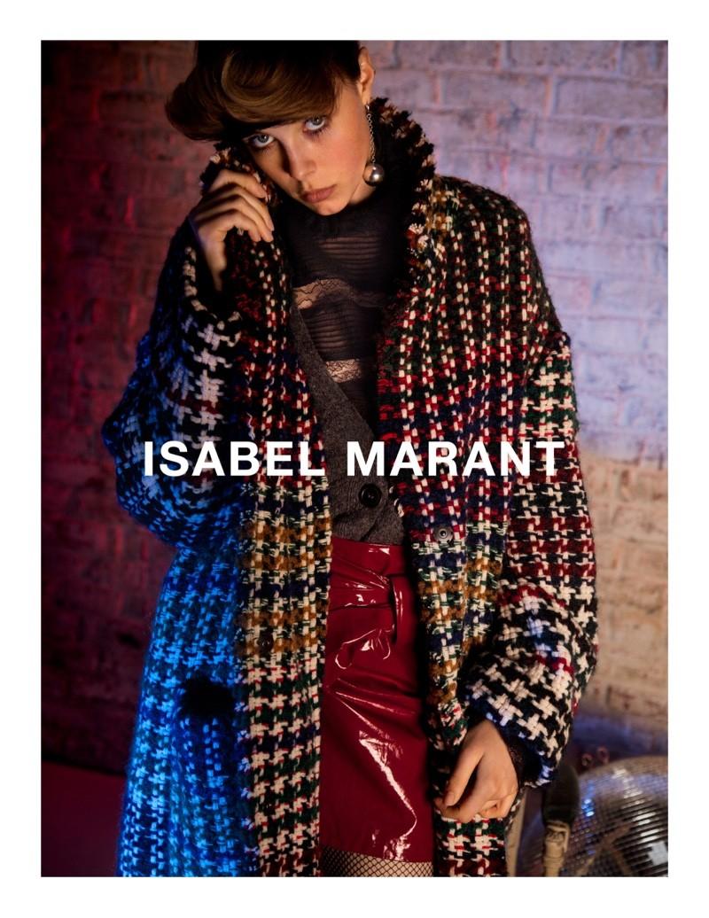 Isabel Marant- kampania jesień-zima 2016
