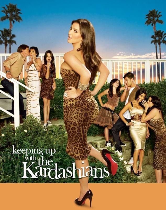 Encyklopedia rodu kardashian skandale sekrety pieni dze for 1st season of keeping up with the kardashians