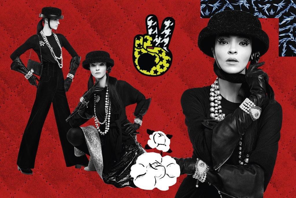 Kampania Chanel jesień-zima 2016