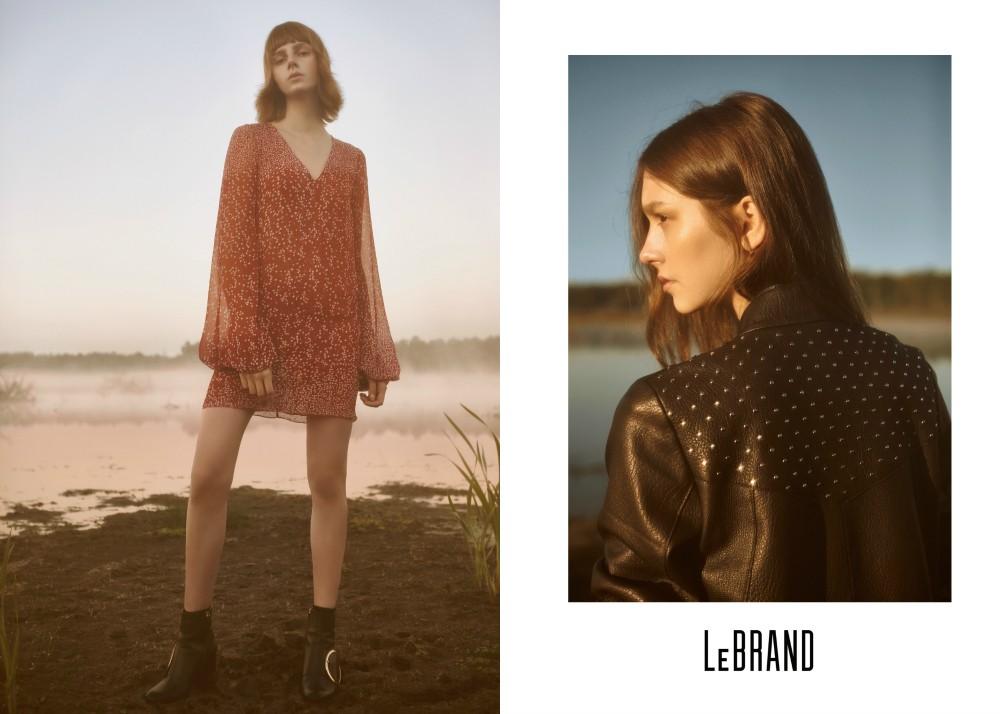 Kampania LeBRAND jesień-zima 2016