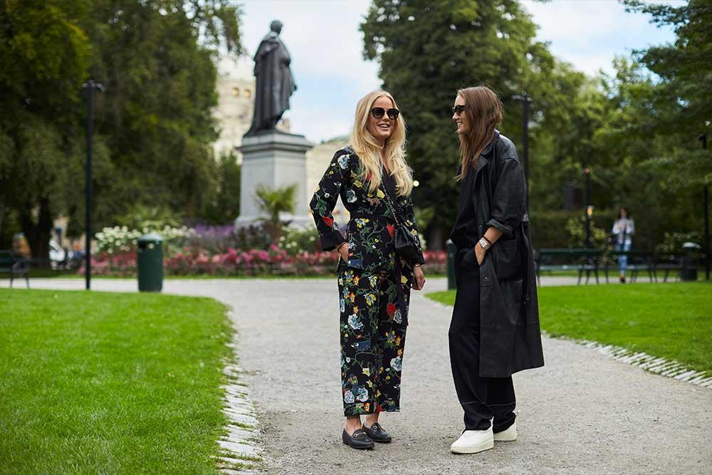 Tydzień mody w Sztokholmie w obiektywie Szymona Brzóski