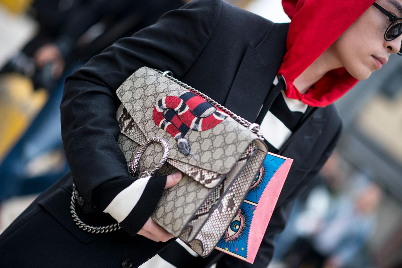 Street style: tydzień mody w Mediolanie wiosna-lato 2017