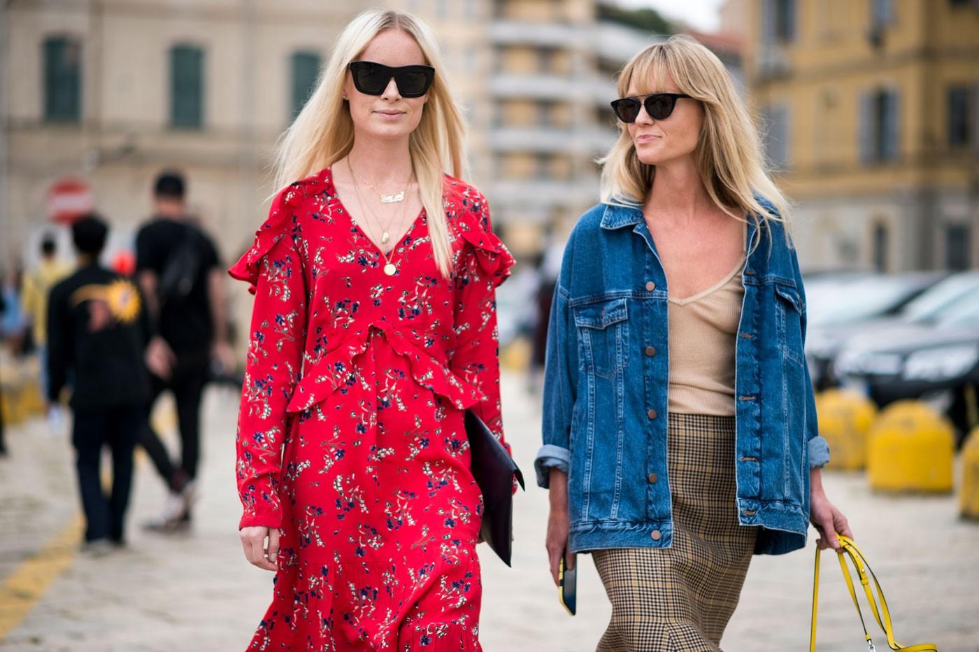 Nasze ulubione stylizacje z tygodnia mody w Mediolanie