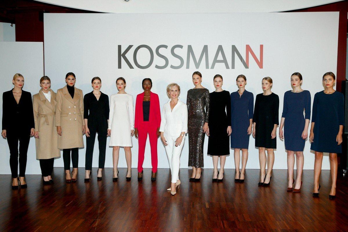 "Pokaz marki Kossmann ""Chillout"" jesień-zima 2016"