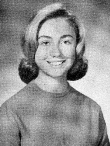 Zobacz, jak zmieniała się Hillary Clinton przez dekady