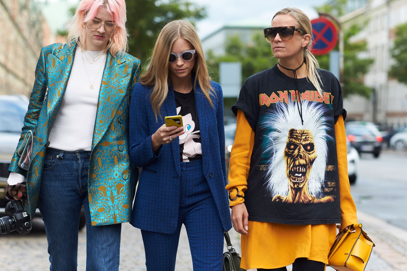 Moda uliczna: t-shirt w rockowym stylu