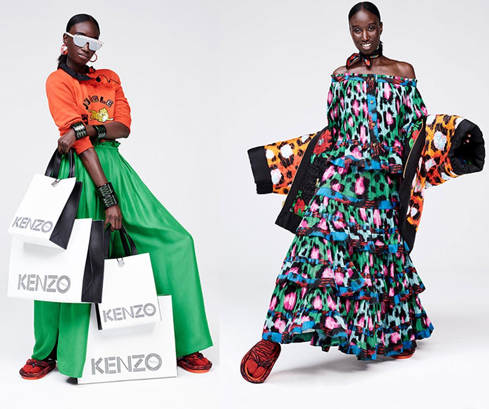 Kolekcja Kenzo x H&M już w pełnej odsłonie!