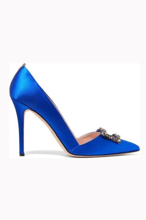 Sarah Jessica Parker zaprojektowała wieczorową kolekcję butów