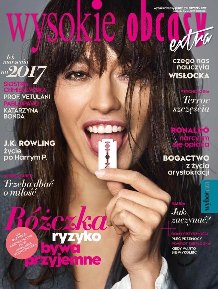 Hot or not: Magdalena Różczka w krótkich włosach