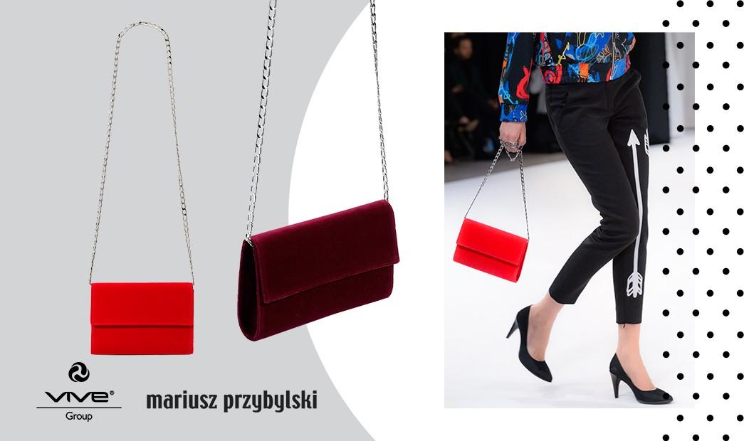 Mariusz Przybylski & Vive Textile Recyling – ekskluzywna kolekcja dodatków