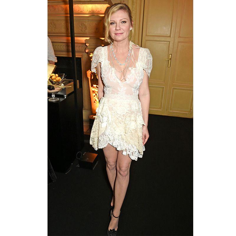 Kirsten Dunst złożyła tę samą sukienkę po 13 latach. Kiedy wyglądała lepiej? [SONDA]