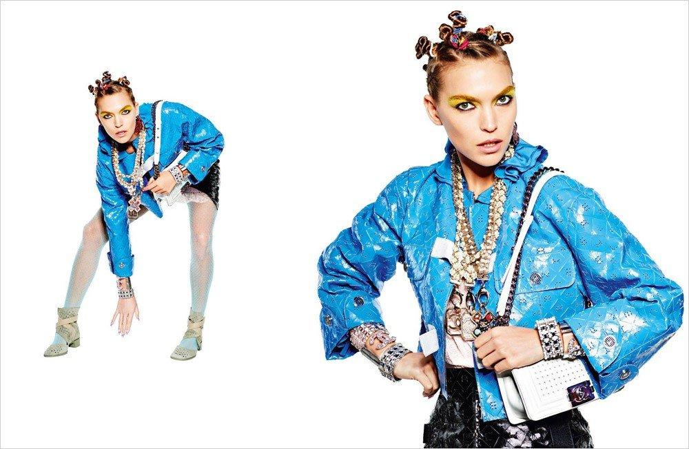 Kampania Chanel wiosna-lato 2017