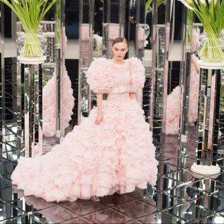Chanel haute couture wiosna 2017