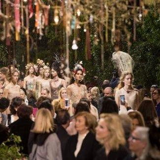 Christian Dior haute couture wiosna 2017
