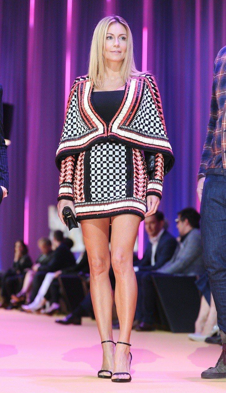 Kim Kardashian-West i Małgorzata Rozenek-Majdan w tej samej sukience. Która wyglądała lepiej? [SONDA]