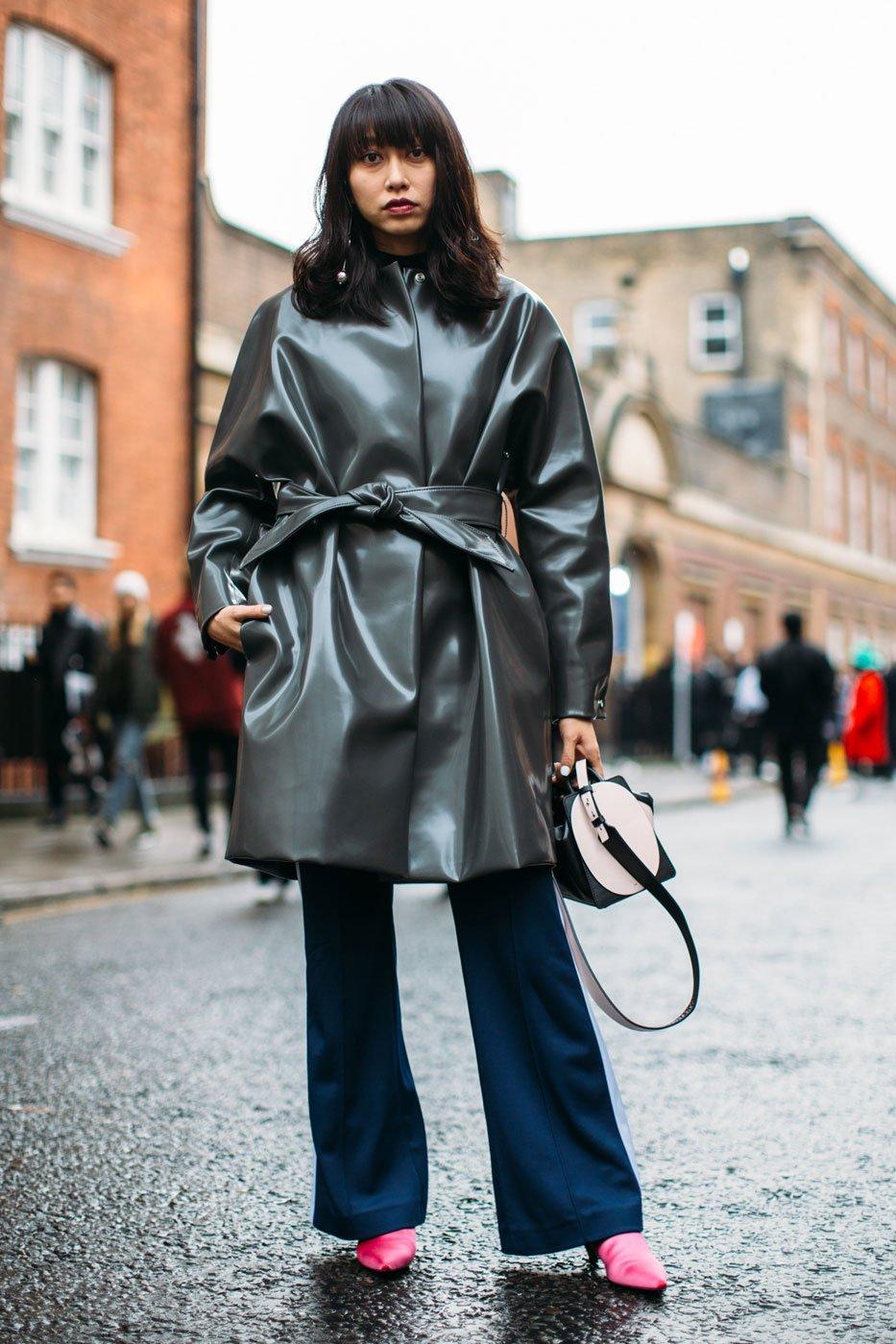 Street style: najlepiej ubrani podczas tygodnia mody męskiej w Londynie jesień-zima 2017