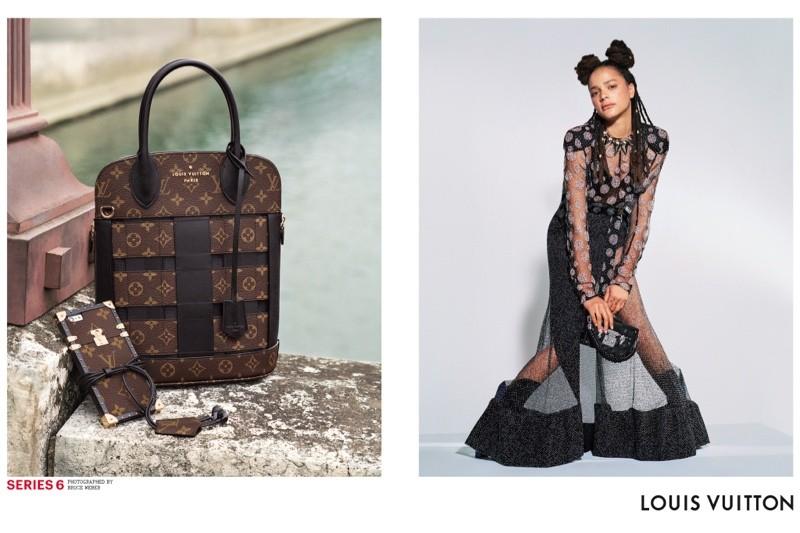 Kampania Louis Vuitton wiosna-lato 2017