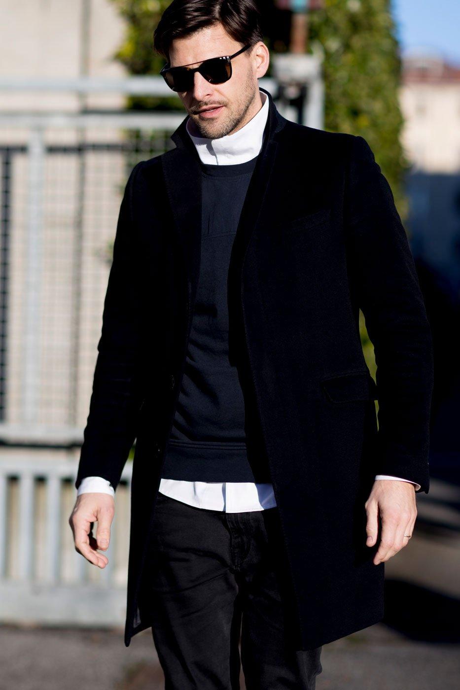 Street style: tydzień mody męskiej w Mediolanie jesień-zima 2017