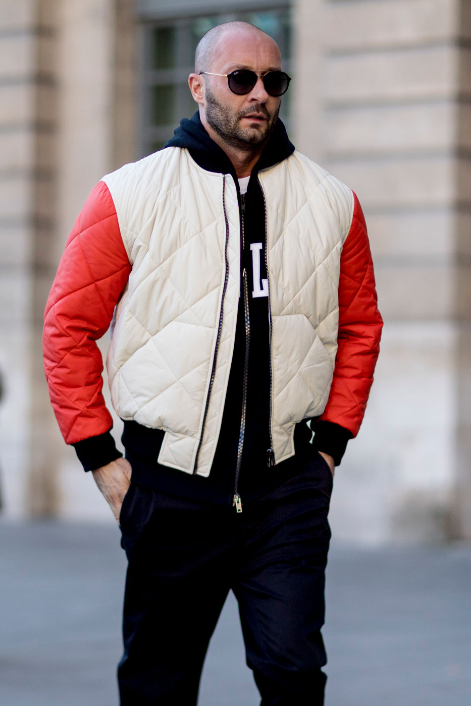 Street style: tydzień mody męskiej w Paryżu jesień-zima 2017