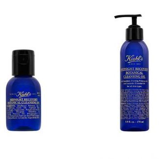 Midnight Recovery Botanical Cleansing Oil - nowość od Kiehl's!