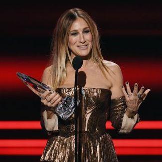 Hot or not: Sarah Jessica Parker gali People's Choice Awards