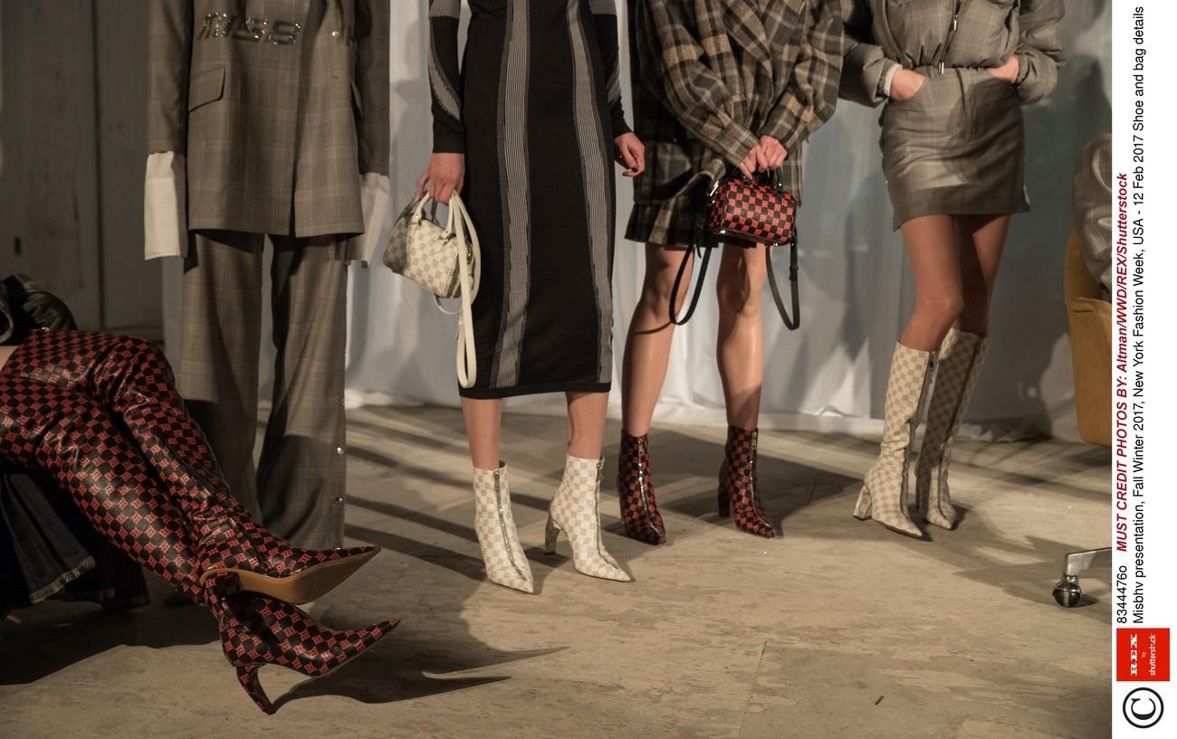arch mody w Nowym Jorku - zima 2017/18