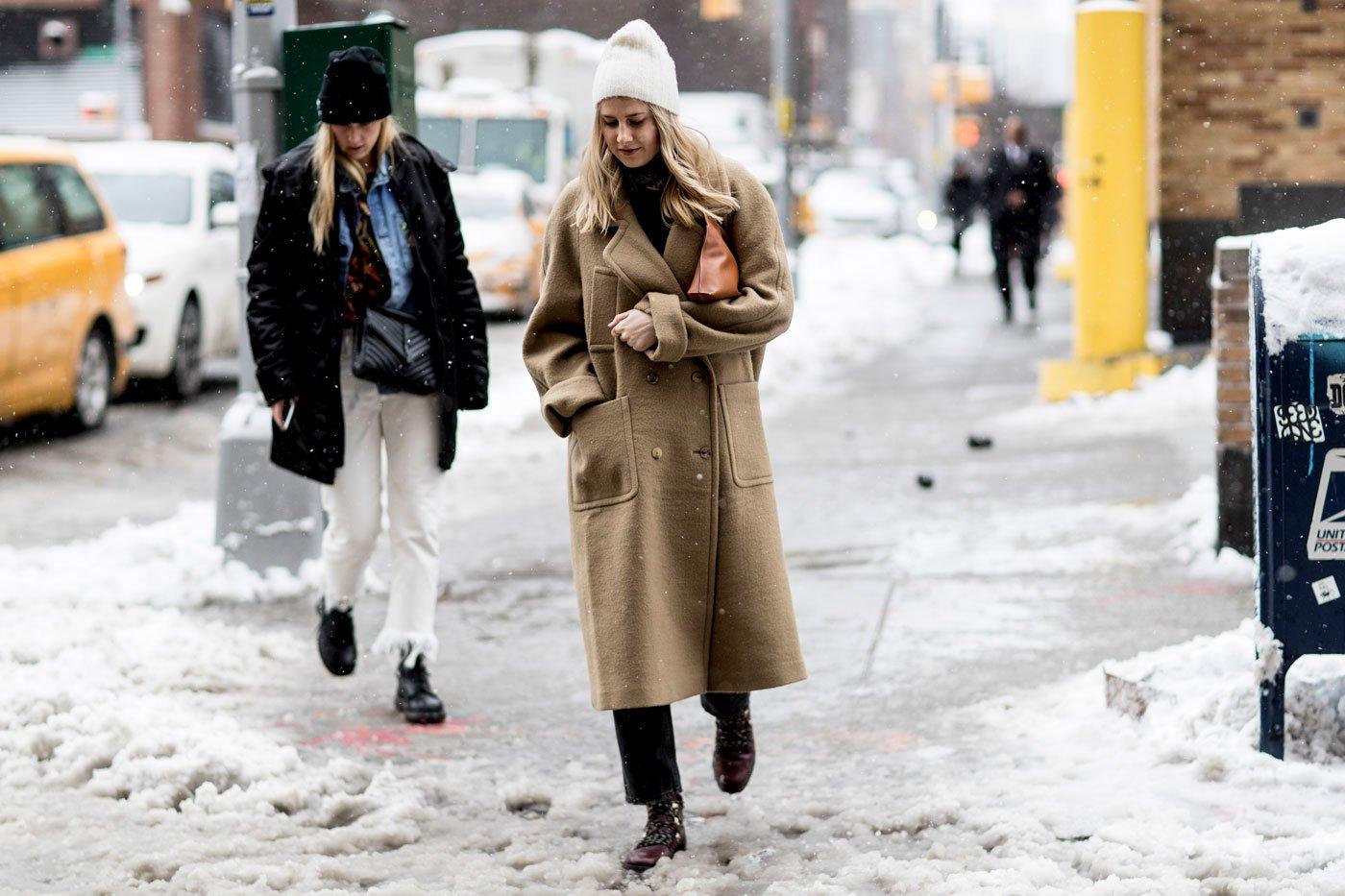 Street style: tydzień mody w Nowym Jorku jesień-zima 2017