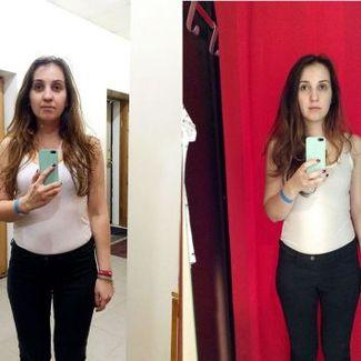 Ta dziewczyna porównała lustra w przymierzalniach znanych sieciówek. Efekt jest zaskakujący