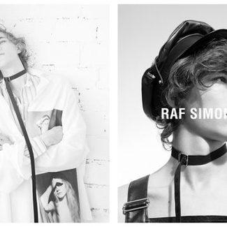 Kampania Rafa Simonsa wiosna-lato 2017