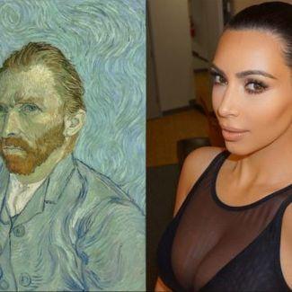 Od Van Gogha do Kim Kardashian: wystawa selfie już niedługo w Londynie