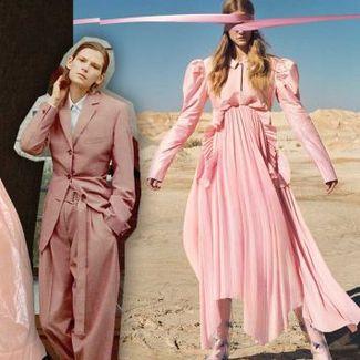 "Trendy wiosna-lato 2017: ""think pink!"""