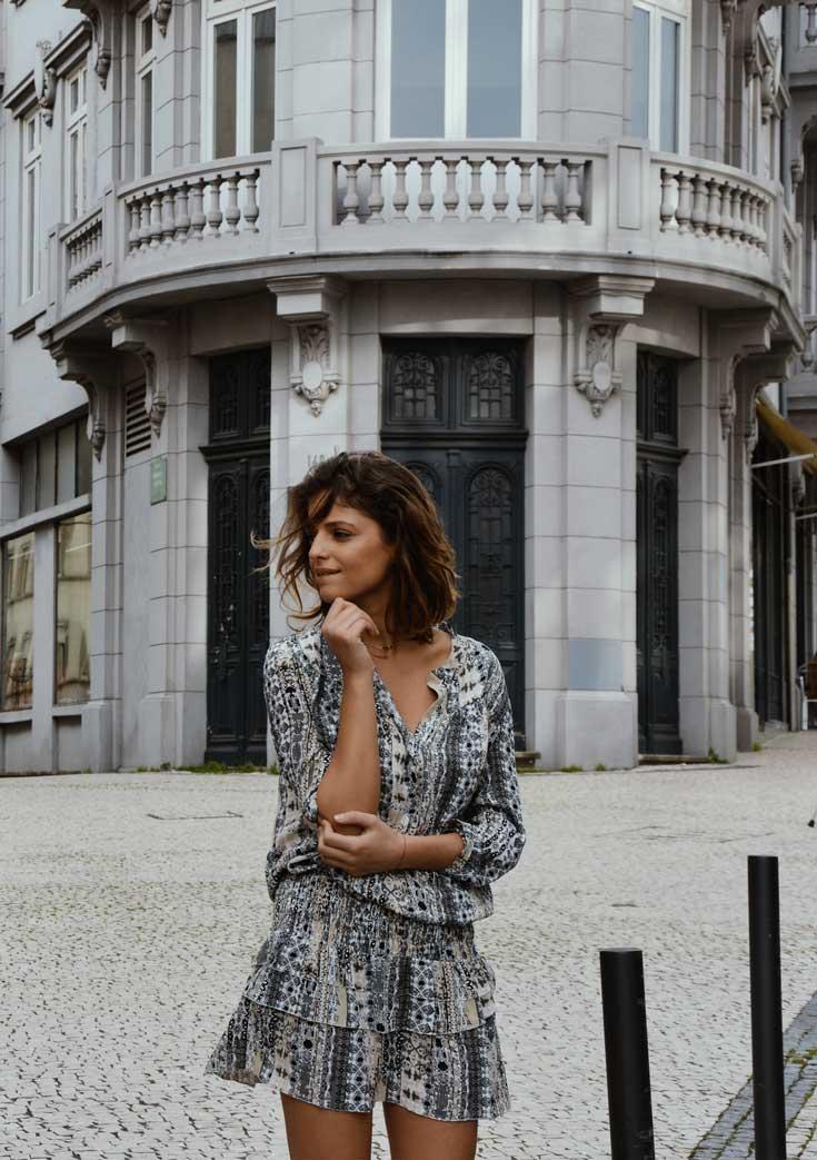 Malownicze Porto w wiosennej kampanii 303 Avenue