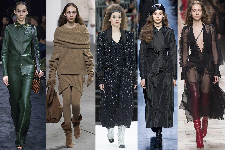 Polskie modelki na tygodniach mody jesień-zima 2017