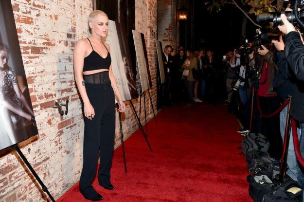 Hot or not: Kristen Stewart ogoliła głowę na zero
