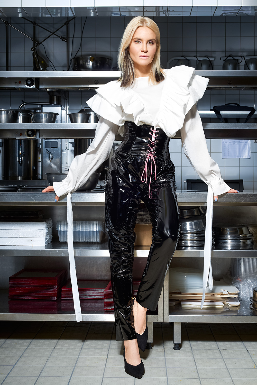 Joanna Horodyńska po raz trzeci projektuje dla marki SI-MI