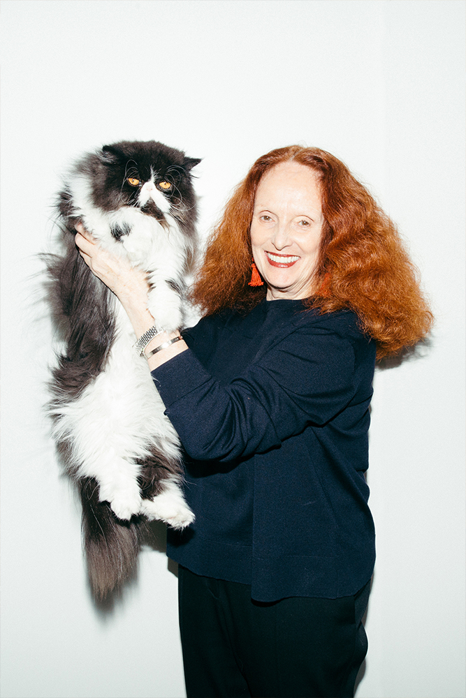 Za co kochamy Grace Coddington?