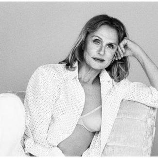 73-letnia Lauren Hutton w kampanii bielizny Calvin Klein!