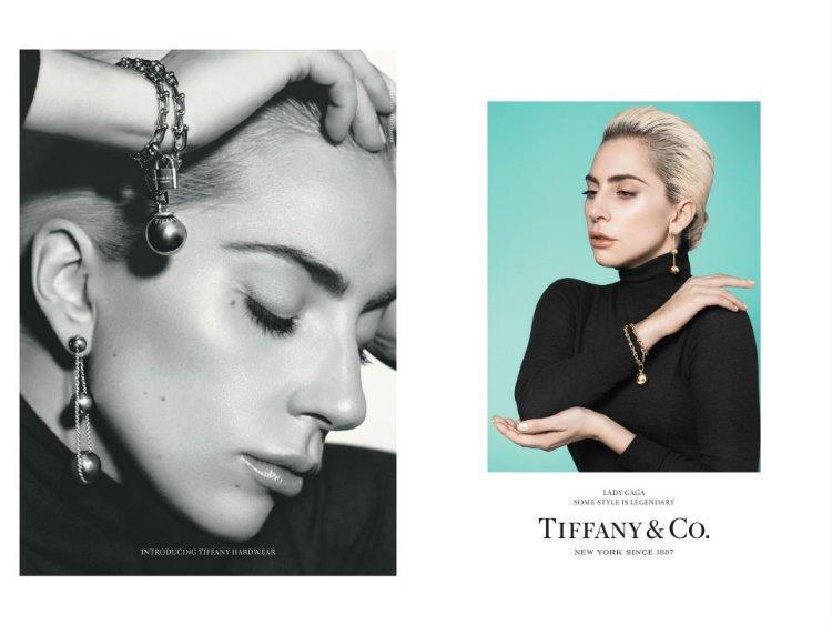 Lady Gaga twarzą nowej kolekcji Tiffany & Co.